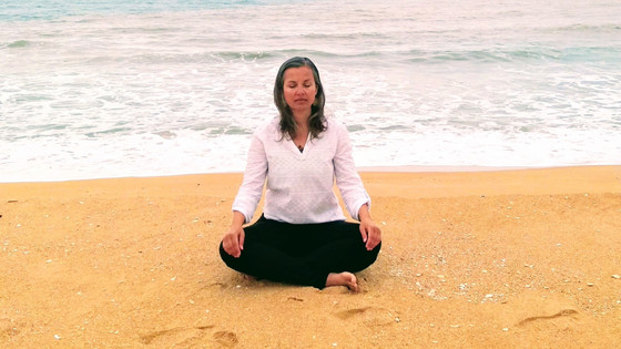 Simply Sitting and Breathing Mindfully