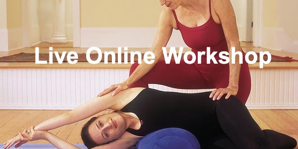 Yoga for Scoliosis and Asymmetry with Elise Browning Miller