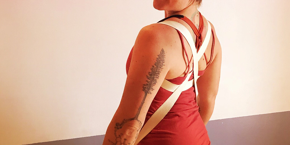 Yoga for Neck and Shoulders with Avery Kalapa