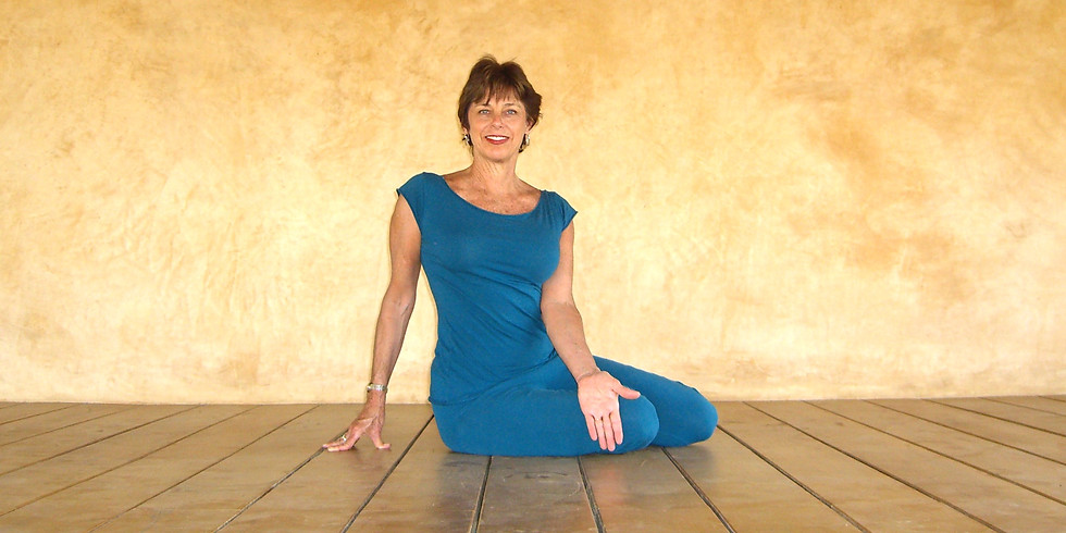 Backbends and Twists for Back Care with Elise Miller