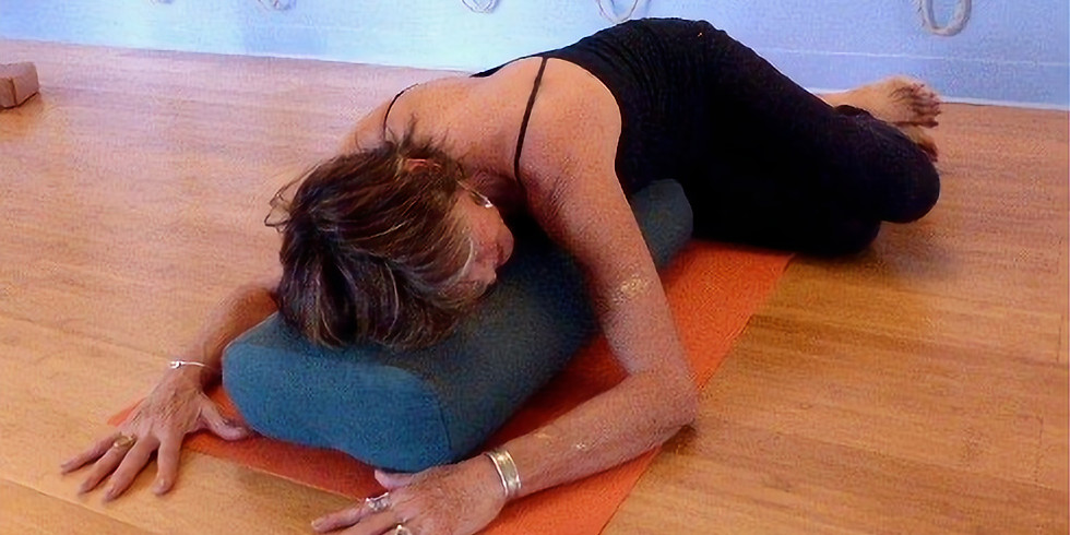 Defeat Diabetes with Yoga with Zoreh Afsarzadeh