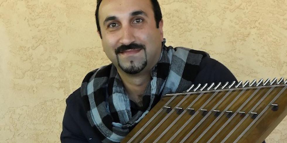 Persian Classical Music Concert with Sourena Sefati & Pavan Kalasikam