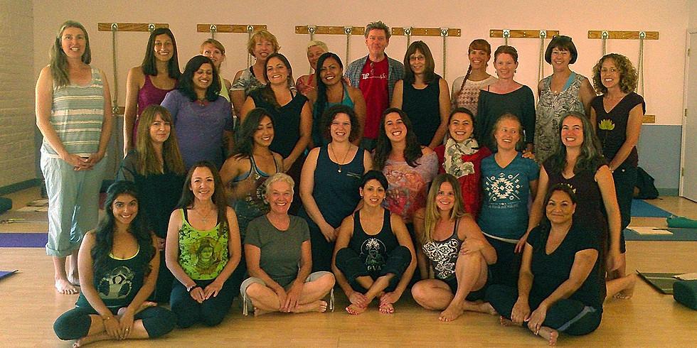 Street Yoga: Trauma-Informed Yoga, Core Level Training with Mark Lilly
