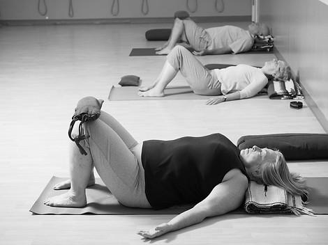 Yoga: Gentle Level 1