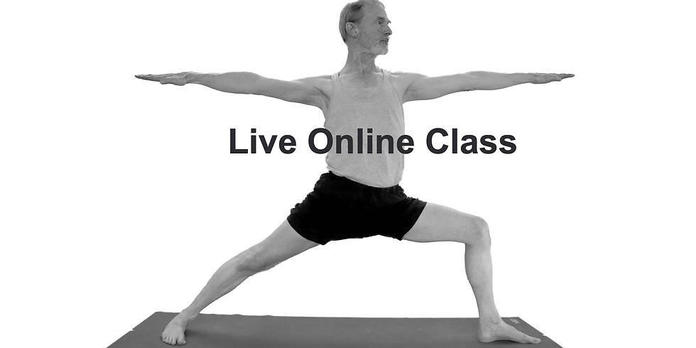 Yoga Level 1-2 with Kim Schwartz