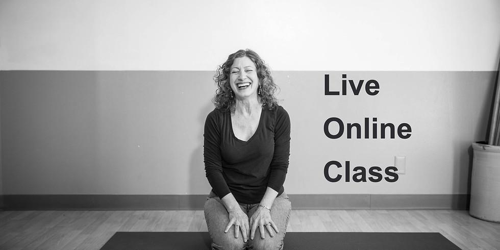 Mindful Yoga and Meditation with Doreen Siracusano