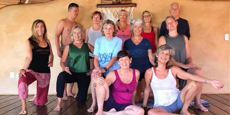 THERAPEUTIC YOGA RETREAT Payments