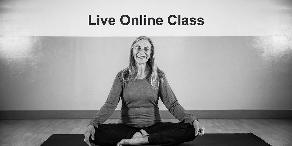 Back Care Yoga with Patti Lentz