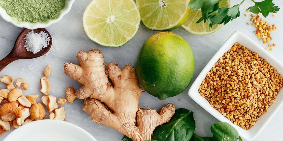 Food as Medicine & Healthy Digestion with Deva Khalsa