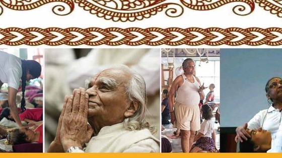 The Living Tradition of Iyengar Yoga