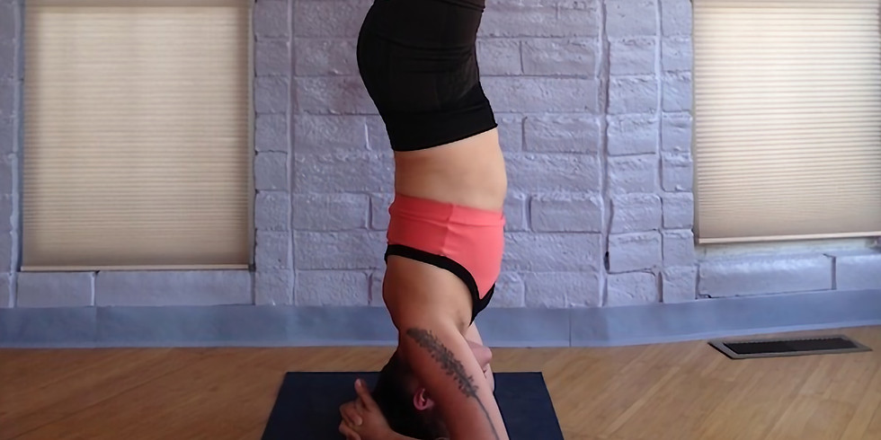 Headstand & Shoulderstand with Avery Kalapa
