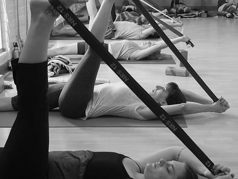 Yoga: Level 1