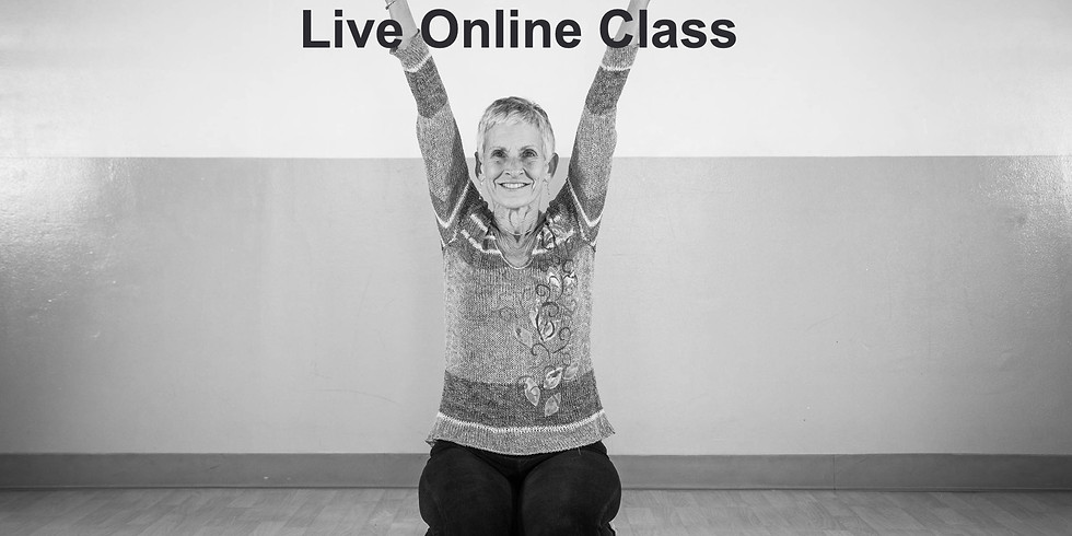 Yoga for Fifty-plus Folks with Nishtha Jane Kappy