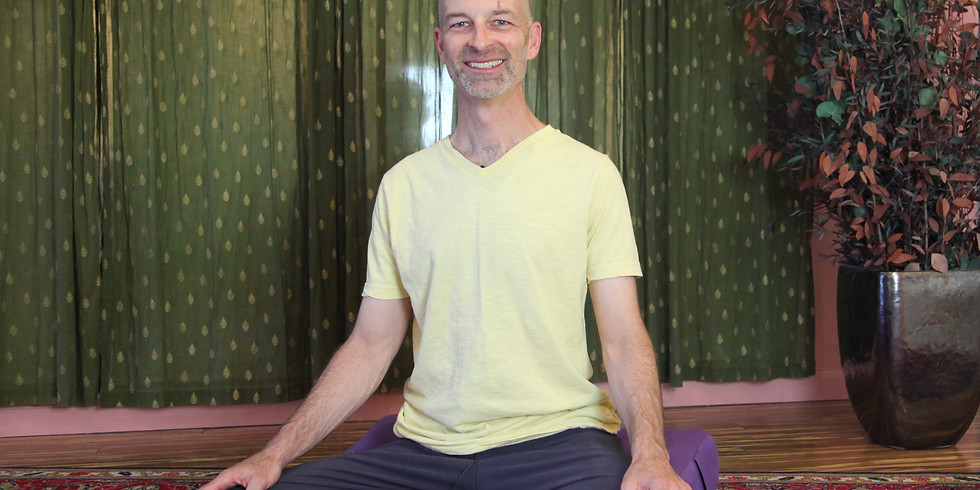 Inversions: Your Practice with Tim Butler