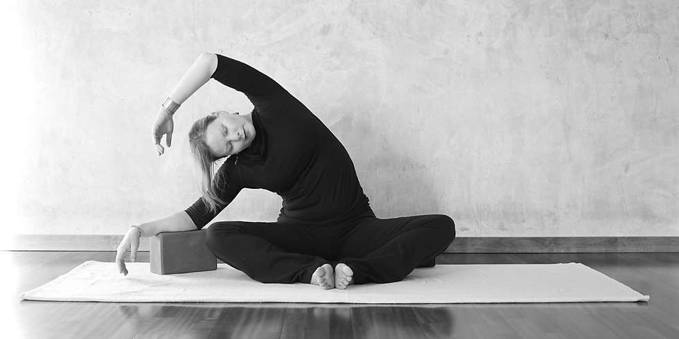 Yin Yoga Immersion & Training with Melissa Spamer