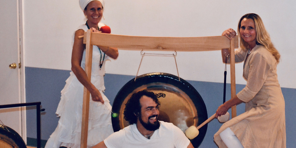 Yoga Sound Bath with Deva Khalsa, Sangeet Bani and Jesse Kalapa