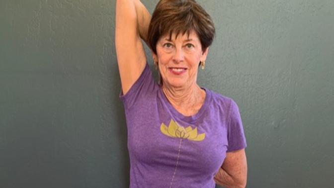 Yoga for the Upper Back, Shoulders and Neck with Elise Miller