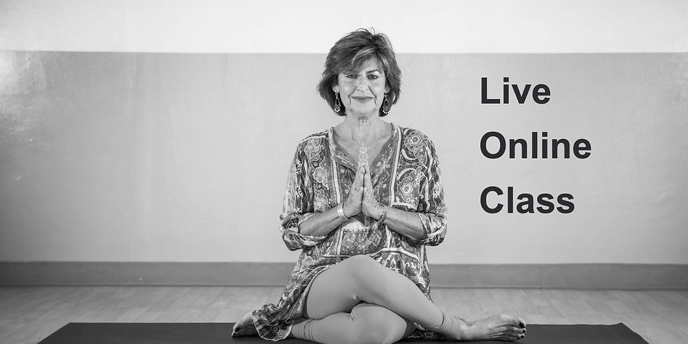 Yoga for Troubled Times with Zoreh Afsarzadeh