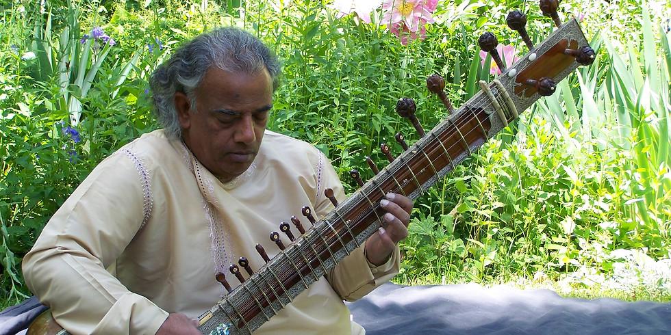 Sweet Sitar Concert with Roshan Jamal Bhartiya