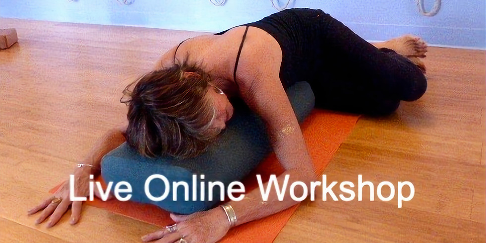 Restorative Yoga for the Immune System with Zoreh Afsarzadeh