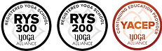 Registered Yoga School | Yoga Alliance | Continuing Education Providor | RYS | YACEP