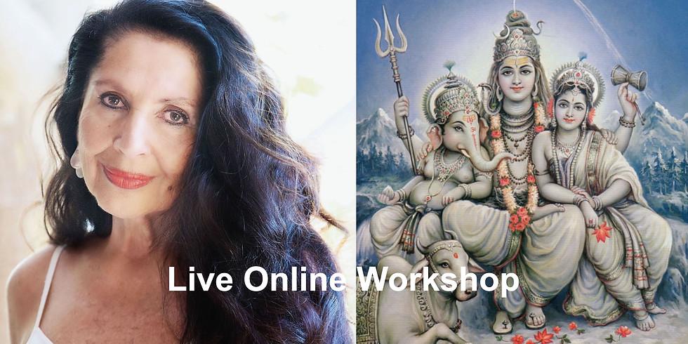 Gods and Goddesses with Rama Jyoti Vernon