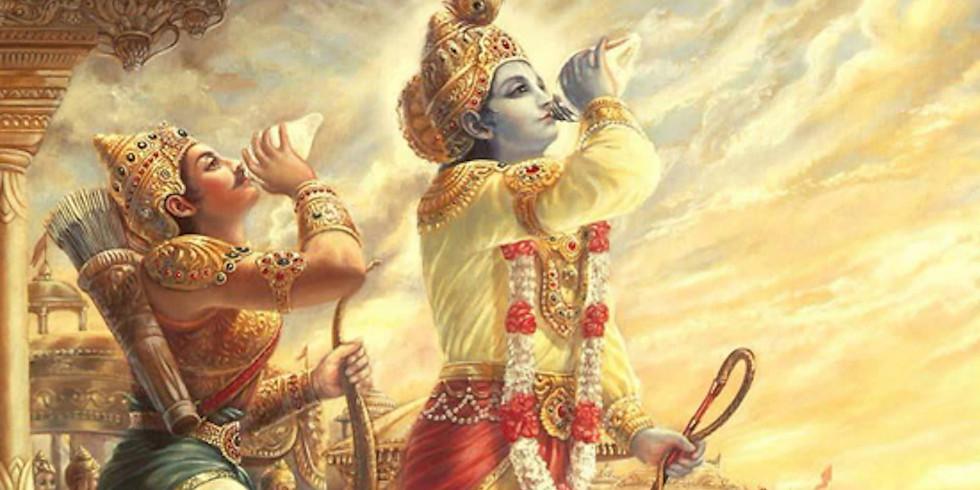 Bhagavad Gita Part 4 with Mira Murphy & Ann Wagoner