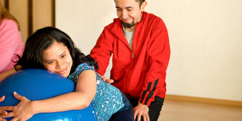 Partner Prenatal Yoga Workshop with Shana Lane & Zhenya Norgorodskaya