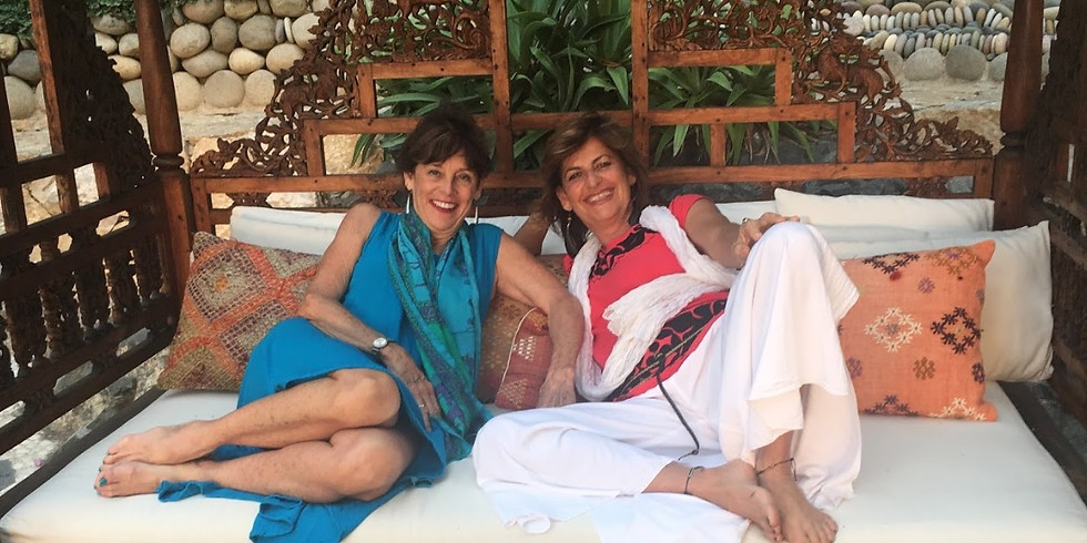 REJUVENATING YOGA RETREAT IN MEXICO (Full) with Zoreh Afsarzadeh & Elise Miller