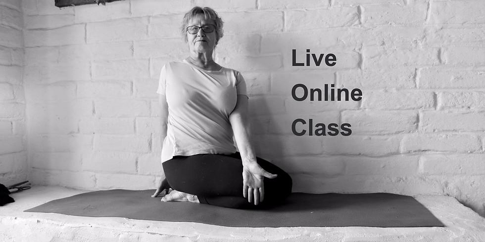 Yoga Level 1-2 with Supriti