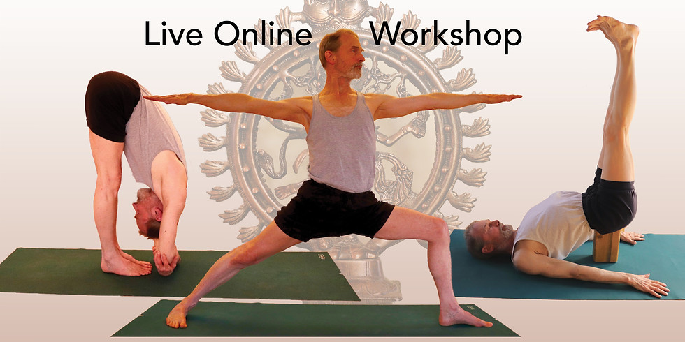 The System of Yoga two weekend workshop with Kim Schwartz
