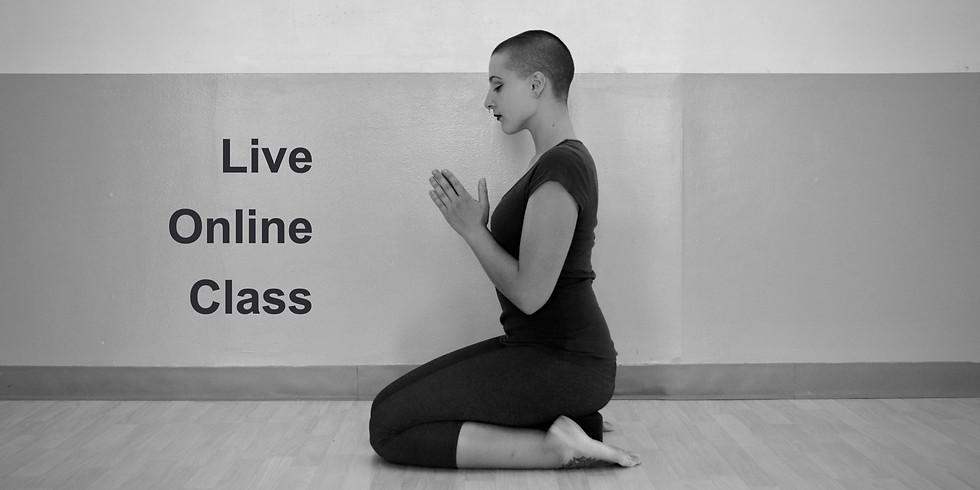 Meditation with the Breath with Hannah Hadassah