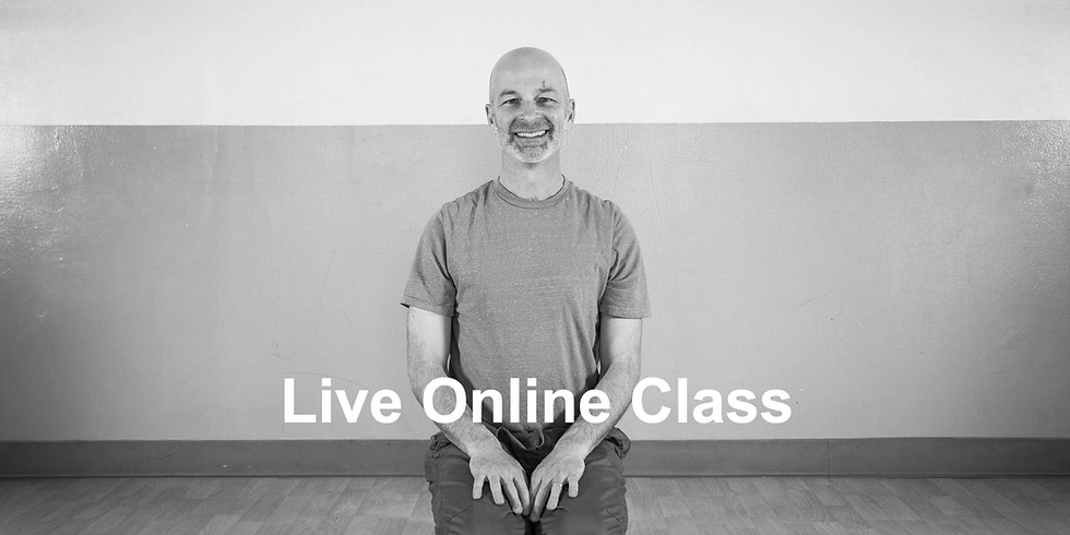 Yoga for Healing with Tim Butler