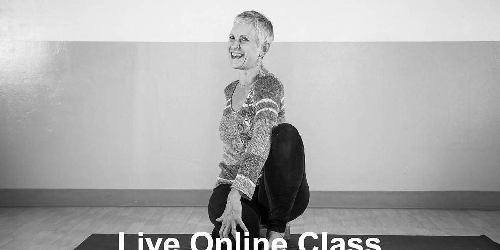 Yoga Basics with Nishtha Jane Kappy