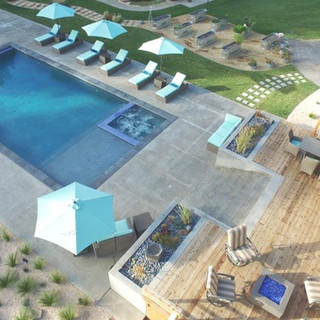 Johnson Pool and Spa
