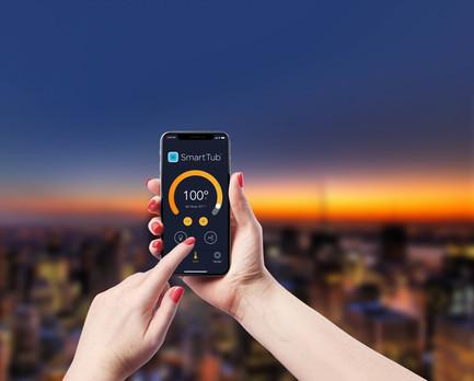 SmartTub TM App City