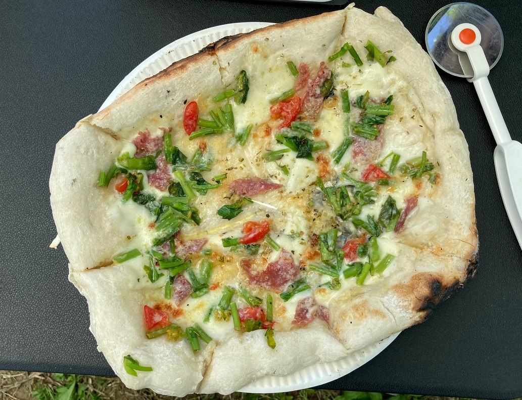 0517ROCKiN' PIZZAのらぼう菜ピザ.jpg