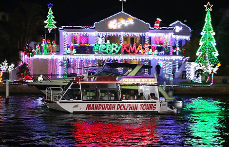Chistmas Lights Cruise
