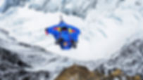 basejumping wingsuit