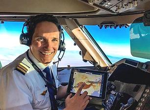Авиатренажер Boeing