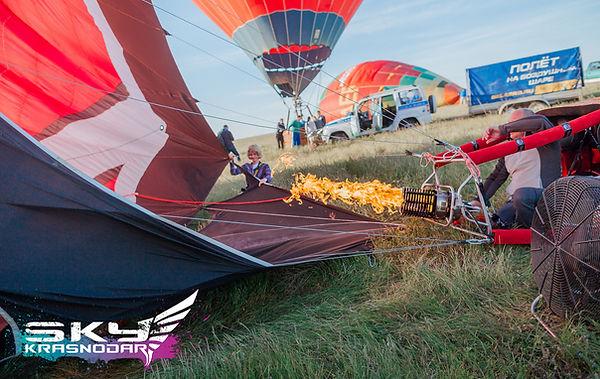 шапсугская фестиваль шаров