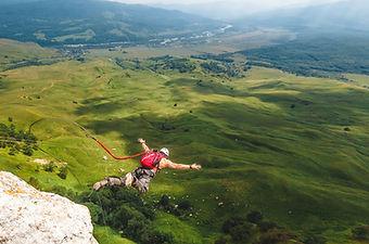 Прыжок с веревкой Краснодар