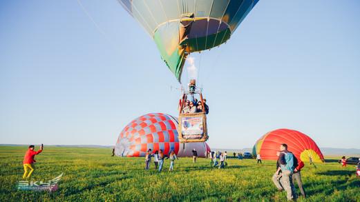фестиваль воздухоплавания крым