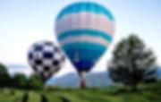 воздушный шар красная поляна