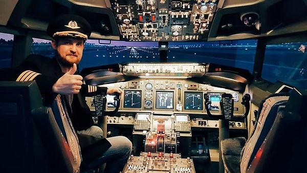 авиатренажер 737