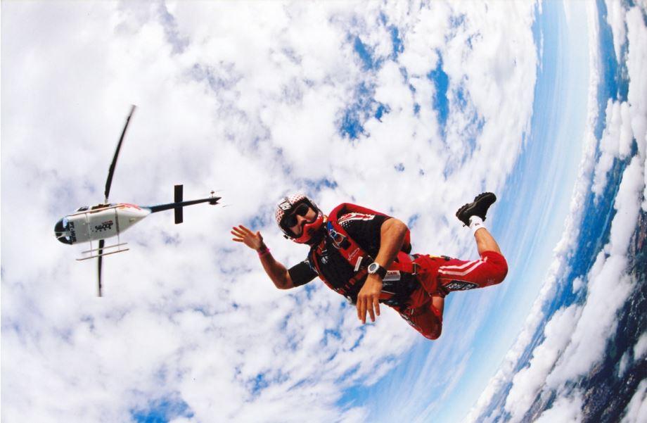Прыжки с парашютом в Краснодарском к