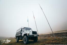 ГАЗ-69 в тумане