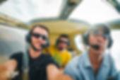 Полеты на самолетах Новороссийск