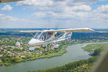 фото бекас самолет