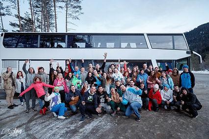 Групповой тур в горы из Краснодара